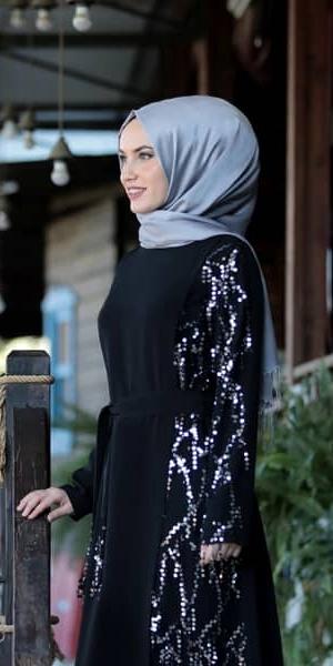 Cemre Elbise - Siyah