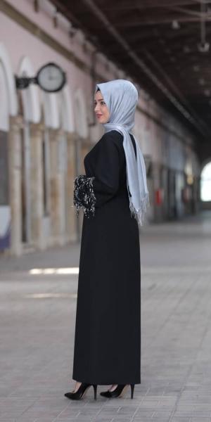 Duru Elbise |Siyah