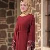 Duru Elbise |Bordo